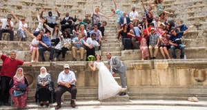 destination wedding, Jordan