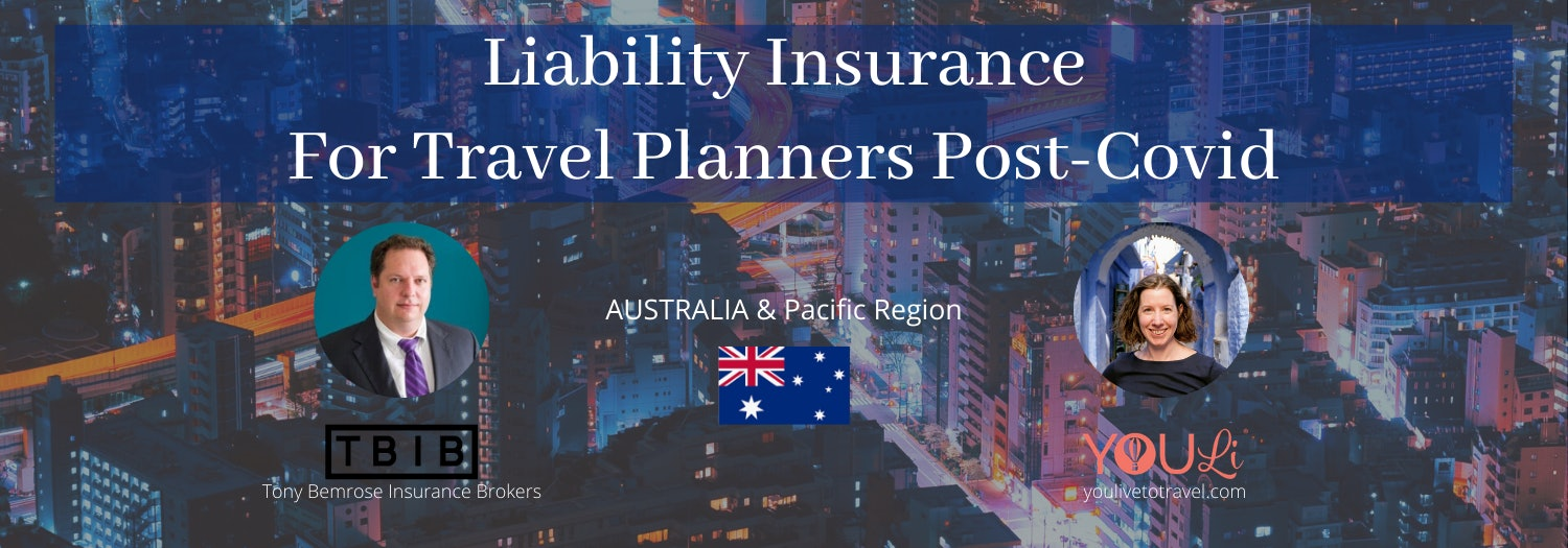 Liability Insurance for Travel Planners