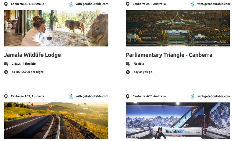 getaboutable accessible travel marketplace