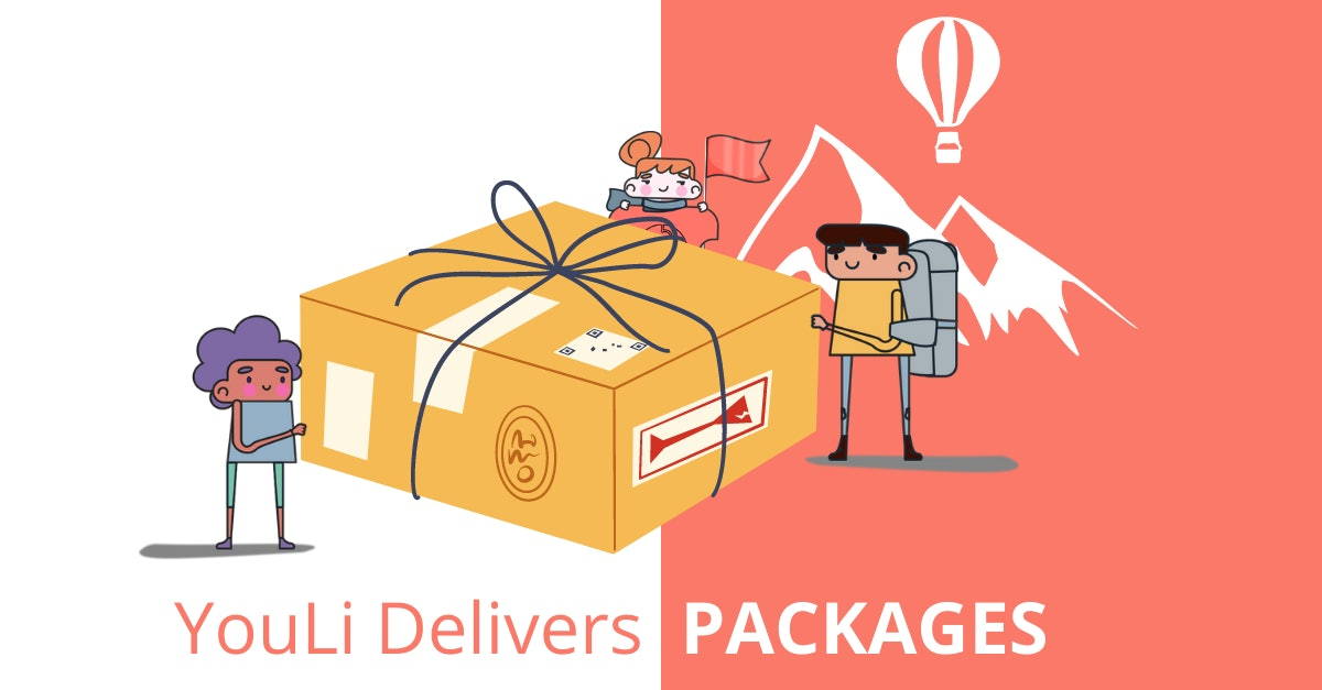YouLi Delivers Pricing Packages