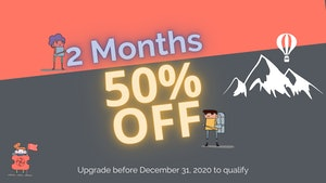 Sale: 50% Off 2 months of YouLi