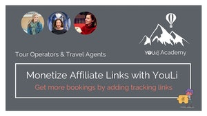 Monetize Affiliate Links & Get More Bookings