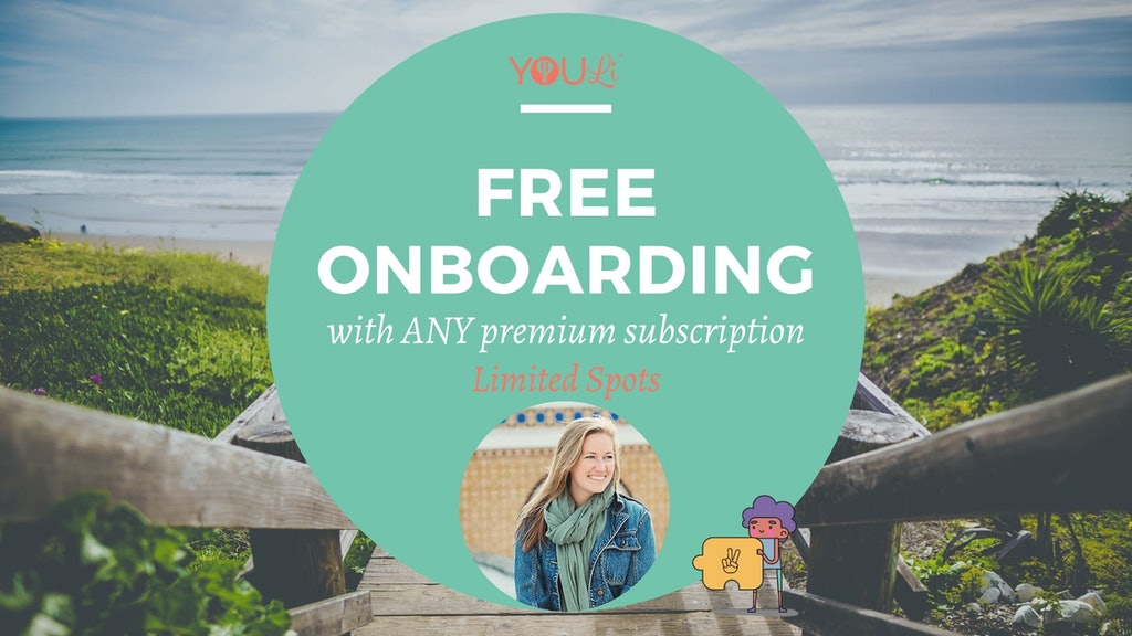 Free onboarding with YouLi